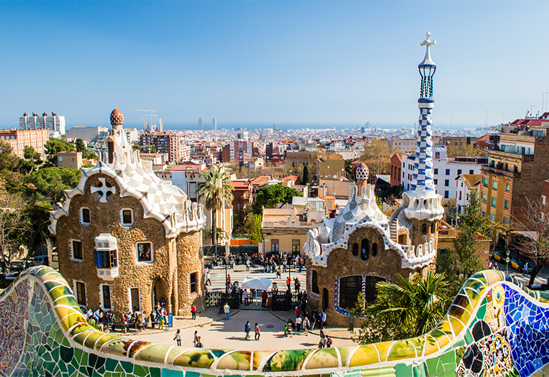 Image of Barcelona, location of event