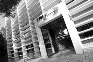 ETSI-entrance-door-BW