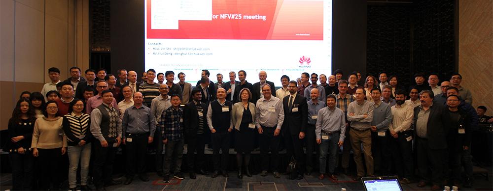 ETSI - Standards for NFV - Network Functions Virtualisation