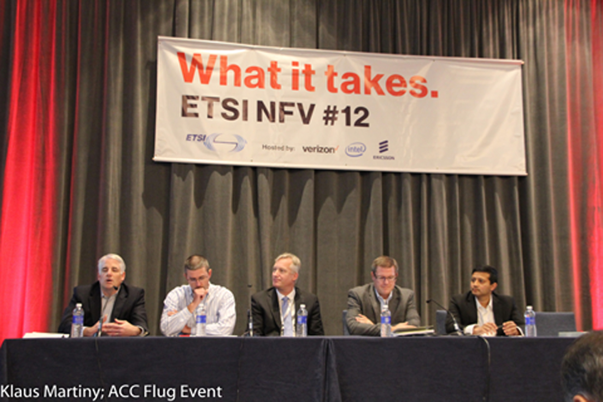 Photo of participants at nfv12