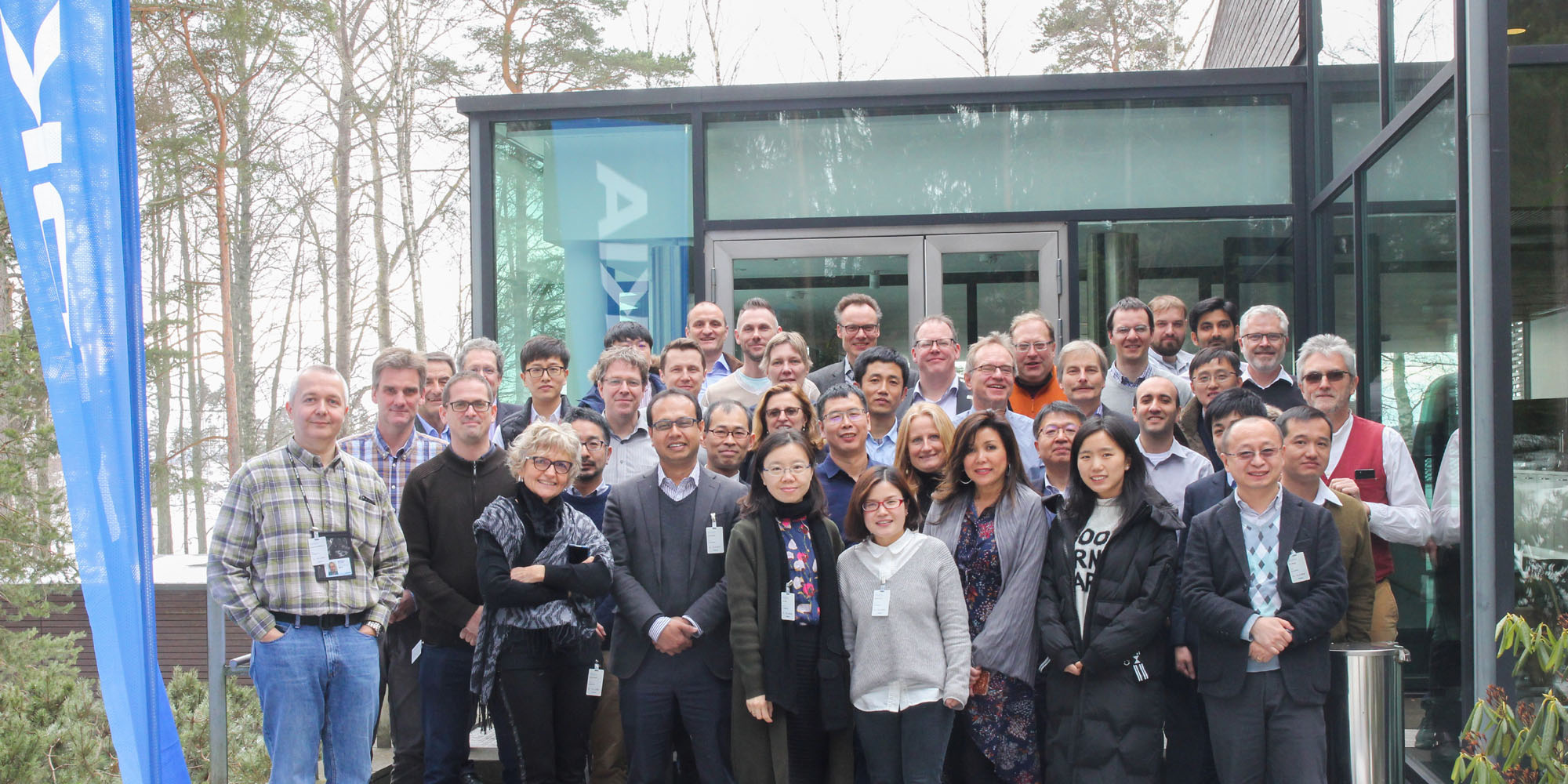 Photo of participants at ZSM2 in Helsinki