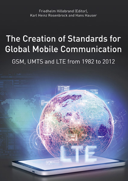 eBook Creation of Standards for GLobal Mobile Communication